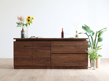 CARAMELLA Unit Side Board Style